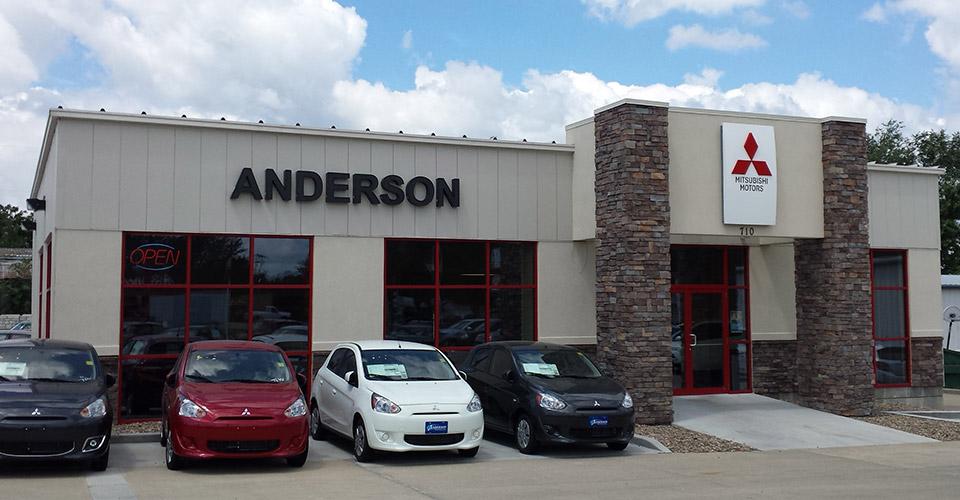 Anderson Mitsubishi of St  Joseph | New Mitsubishi & Used