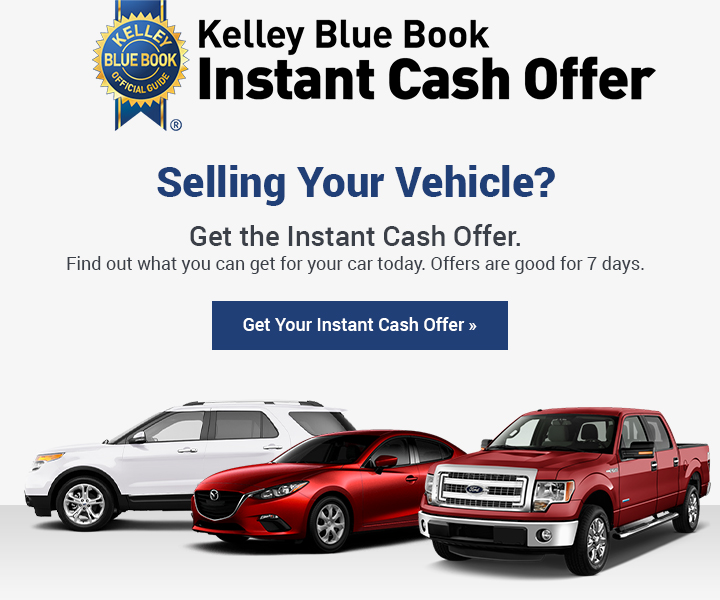 KBB Instant Cash Offer at Anderson Pre-Owned Outlet