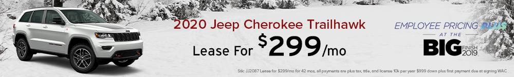 Jeep Cherokee Offers