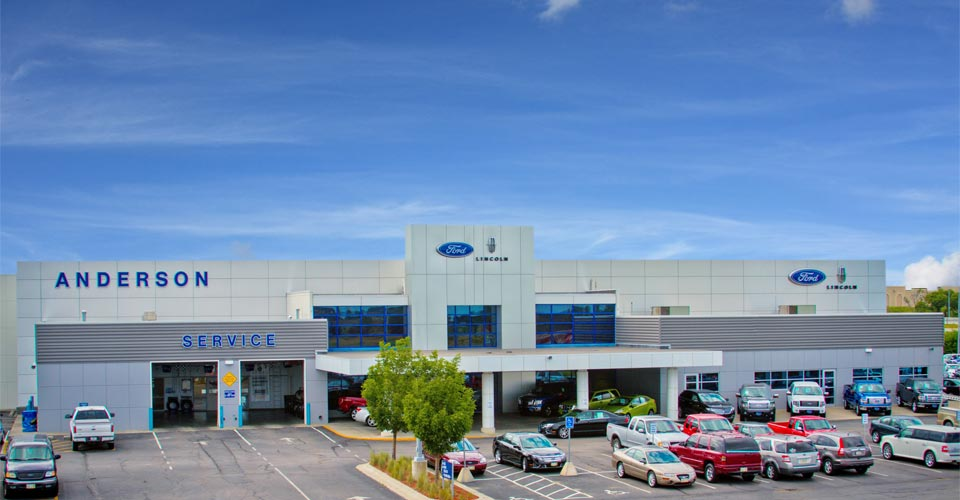 Anderson Ford, Lincoln