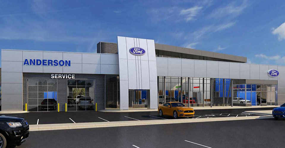 Anderson Ford South