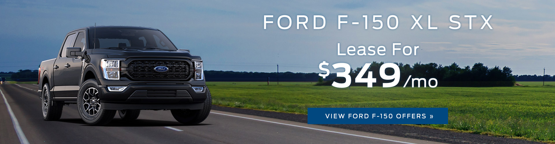 Ford F-150 Offers at Anderson Ford of Grand Island