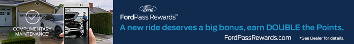 FordPass Rewards Double Points