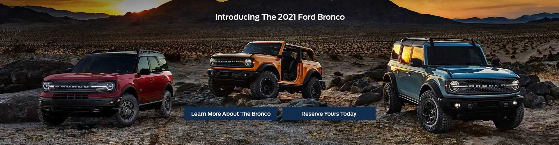 2021 Ford Bronco at Anderson Ford, Lincoln
